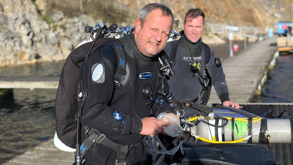 NDAC Diving