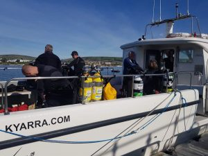 Swanage Boat Charters – Tuesday Neap Tides