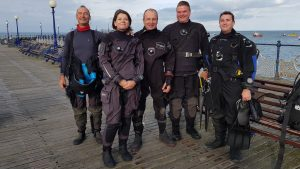 Swanage – Another Fabulous Seahorse Dive Trip This Weekend