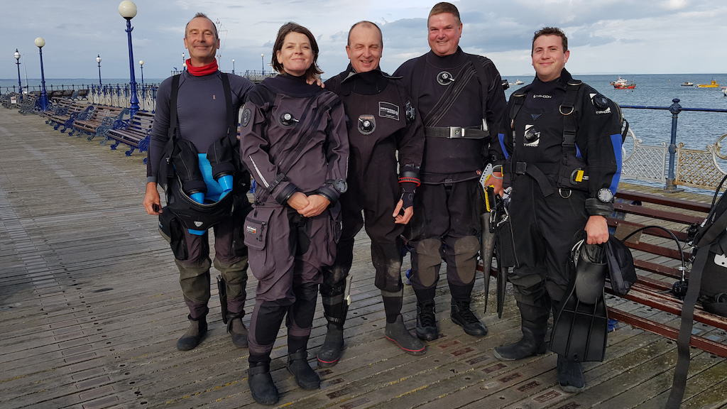 Another Fabulous Seahorse Dive Trip This Weekend