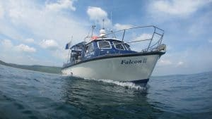 Dartmouth Weekender With Falcon Diving Charters