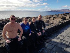 A Window Of Opportunity To Dive Lanzarote – December 2020