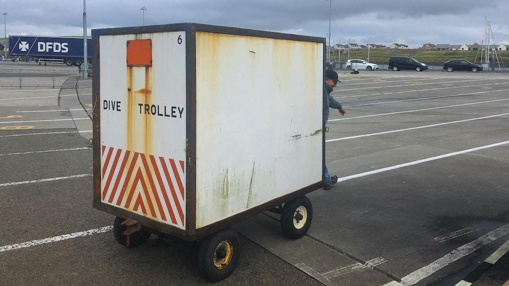 Northlink Dive Trolley
