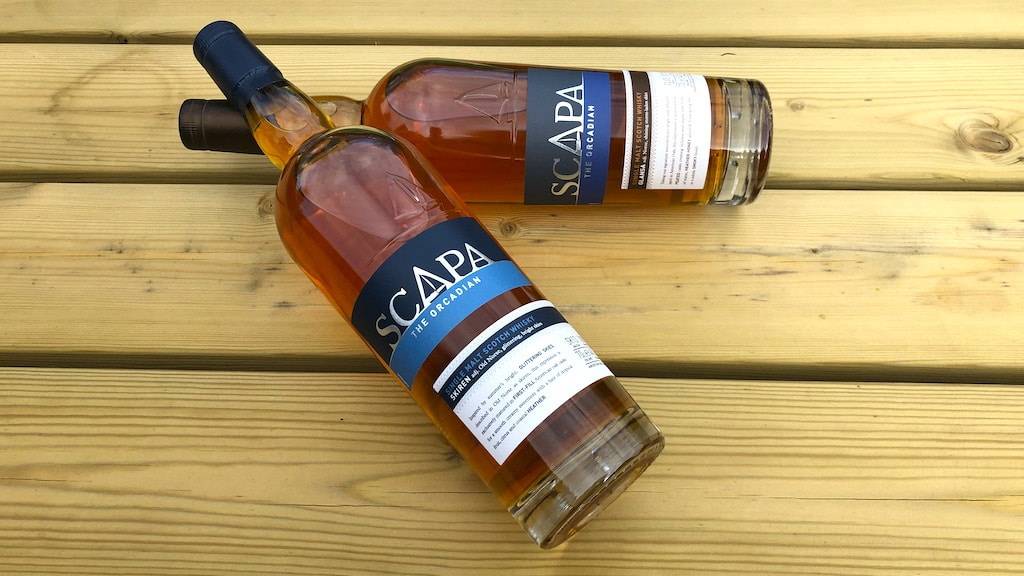 Scapa Flow Distillery Whisky