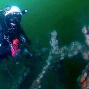 Summer Dover Wreck Diving Week
