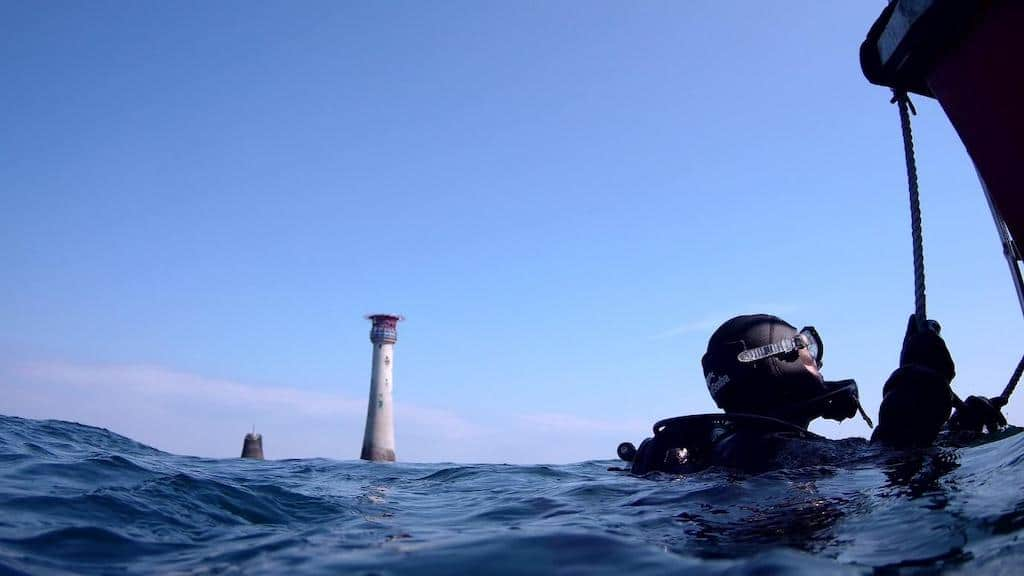 A Lovely Plymouth Weekend Of Diving From Fort Bovisand