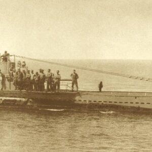 SM U-38 Type U 31 Submarine