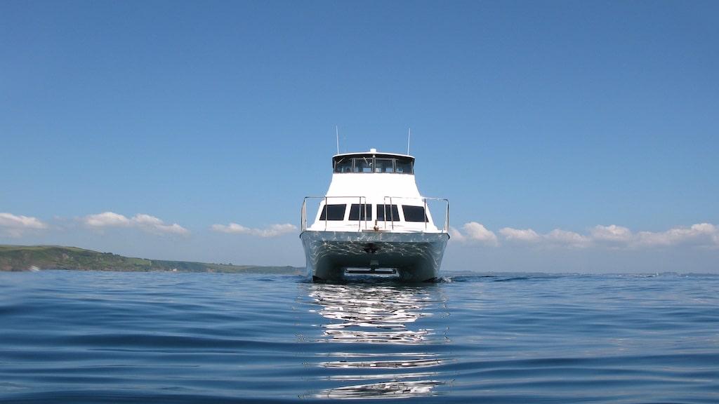 Porthkerris Scuba Diving Summer Sunshine Weekend
