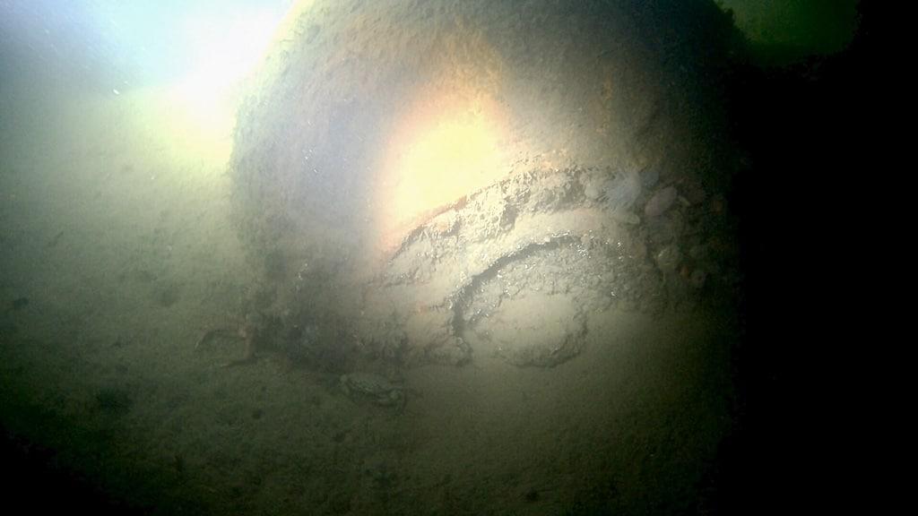 Highball Bouncing Bomb - Loch Striven 1