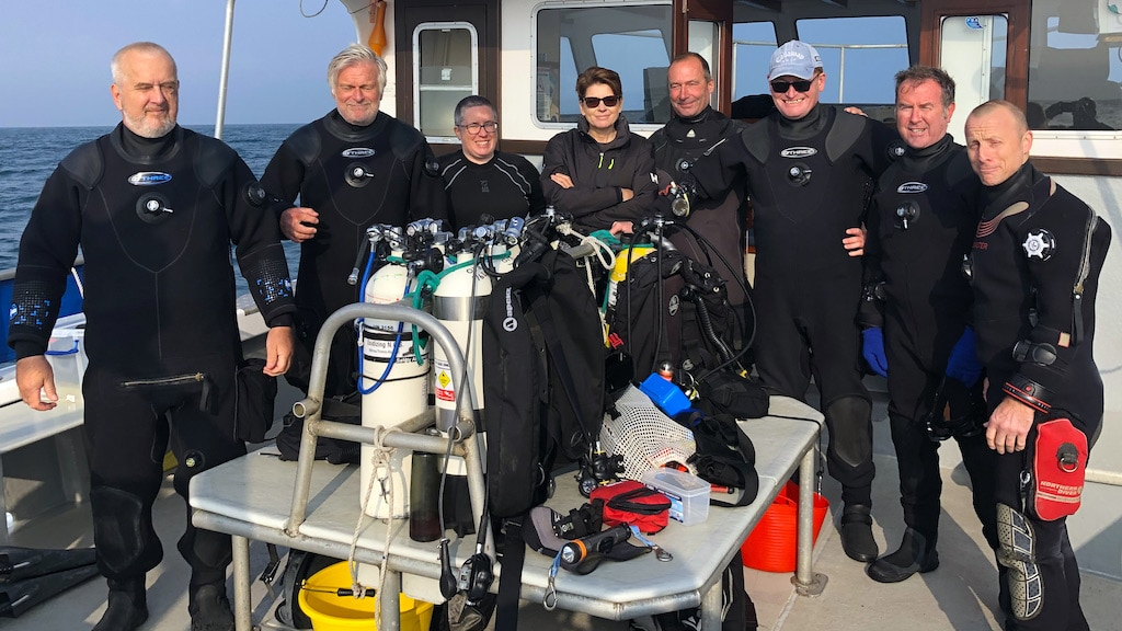 Seahorse Weymouth Divers