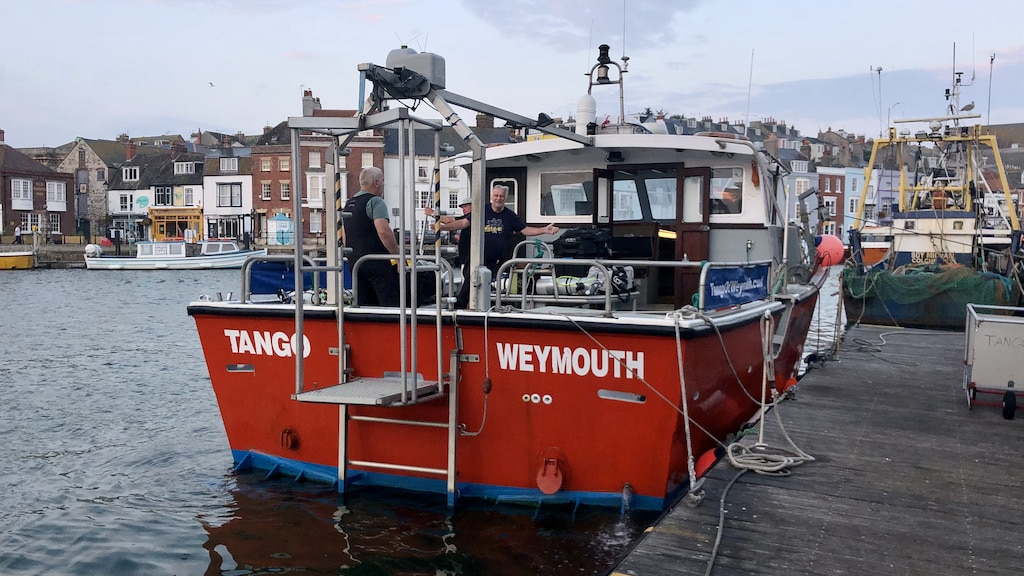 Tango of Weymouth